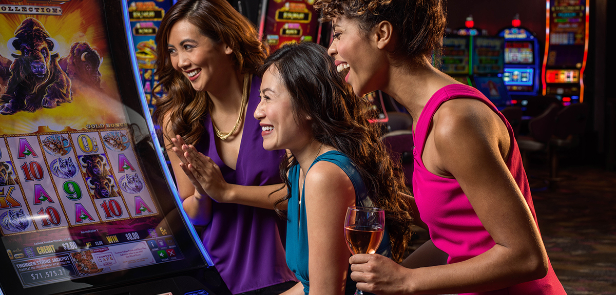 Slot gaming technology